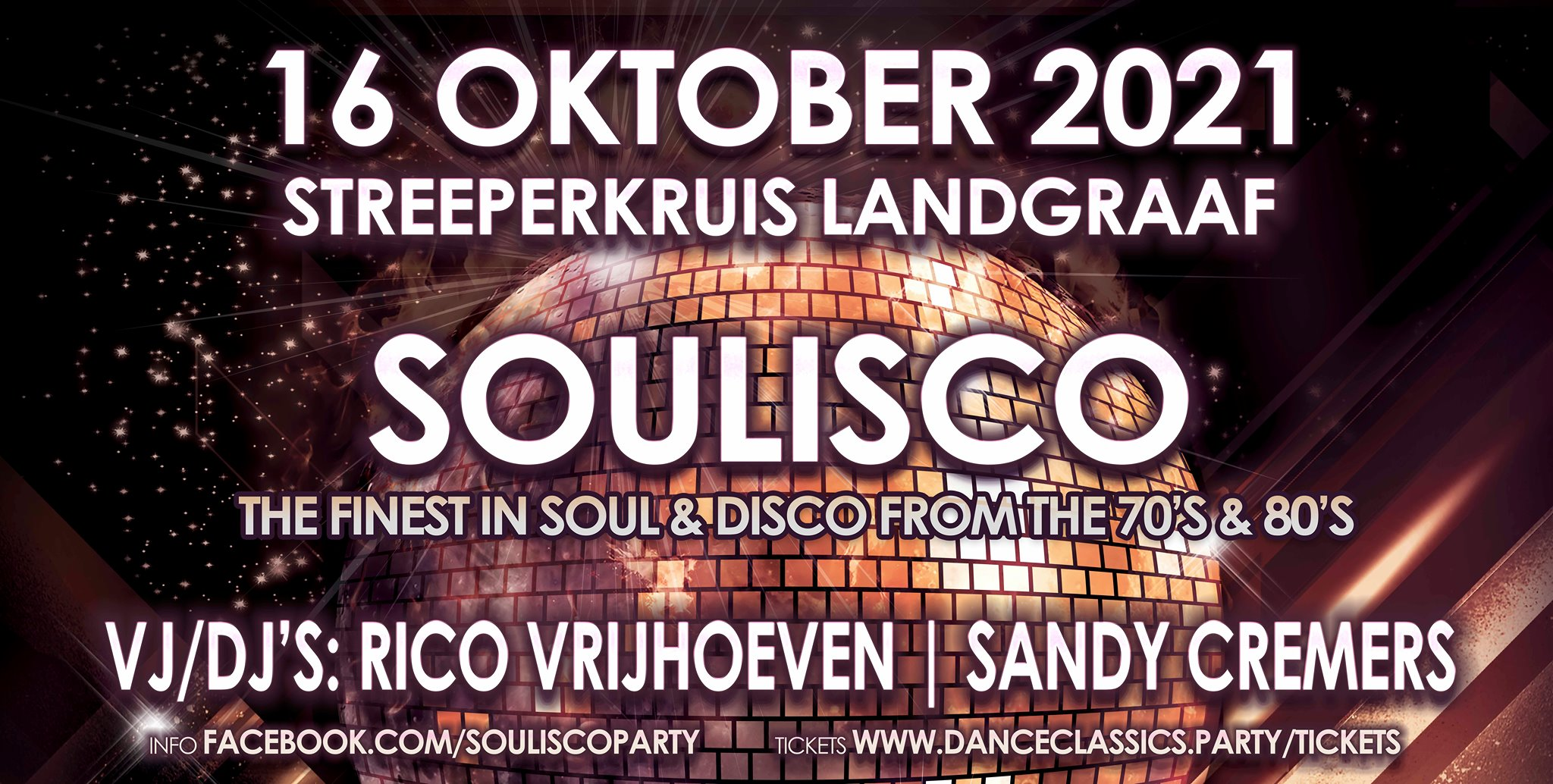 Soulisco party